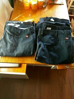 New Red Kap Work Pants And Work Shorts (Stretch Pants) 40x32