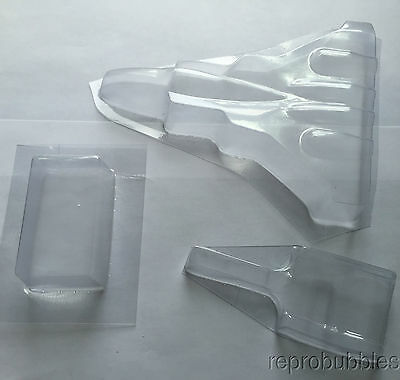 G1 TRANSFORMERS CHOP SHOP REPRODUCTION INSERT MIB BLISTER TRAY FOR BOX