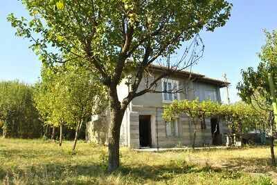 South EU Two Contiguous Properties House & Land in Bulgaria Property Bulgarian