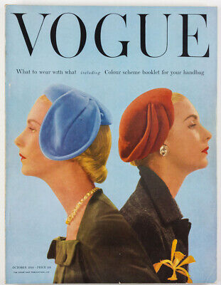 CECIL BEATON Audrey Hepburn VERNIER Shirley Worthington WHAT TO WEAR WITH Vogue