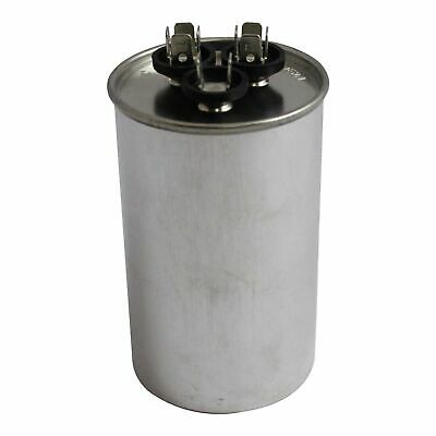 Protech 662766275384 55/5/370 Dual Round Capacitor