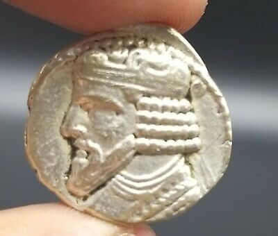 Very Ancient Old Roman Party Coin