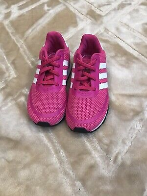 GIRLS ADIDAS PINK Los Angeles Size 8 £5.00 | PicClick UK