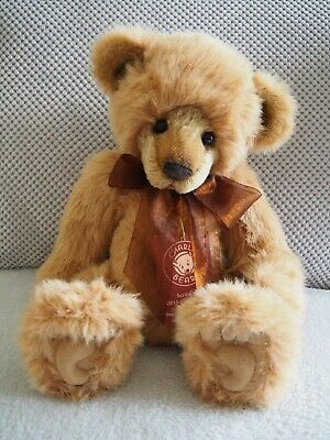 Jesse limited edition collectable plumo teddy bear by Charlie Bears CB181886