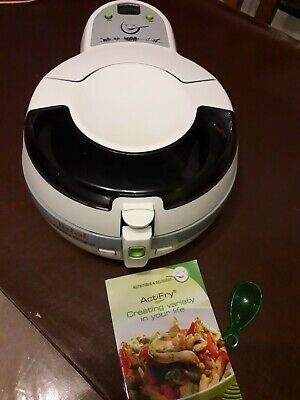 Tefal actifry original complete with instruction/recipe book healthy eating