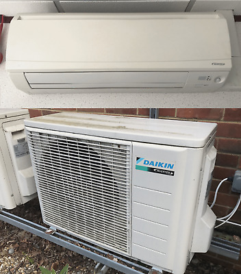 Daikin Heat Pump & Wall A/C Air Conditioning Unit 2.5kw 410a