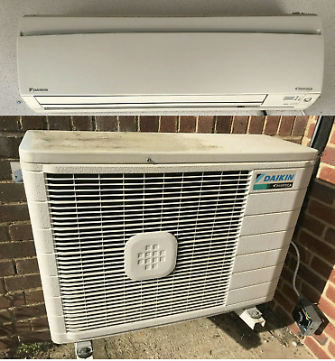 Daikin RXS25D2VMB Heat Pump & FTXS25DVMW9 Wall A/C Air Conditioning Unit 2.5kw