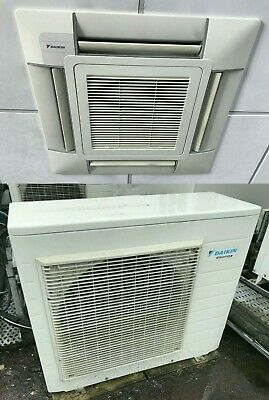 Daikin Heat Pump & Ceiling cassette A/C Air Conditioning Unit 6kw Heating & Cool