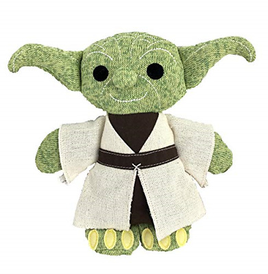 Galaxy's Edge Star Wars Toydarian Toymaker Yoda Plush Figure