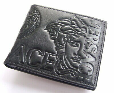 New with Box #G203 Genuine Leather Men/'s Wallet