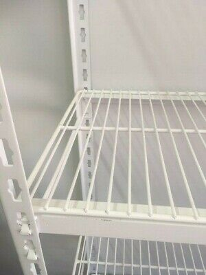 Coolroom Coldroom Powder Coated Post Wire Bridging Shelves300W Single Shelf only