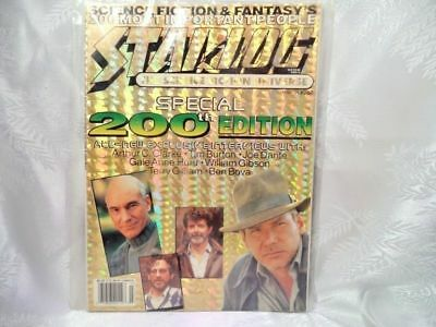 MARCH 1994 STARLOG MAGAZINE #200 MINT CONDITION STAR TREK 200th EDITION