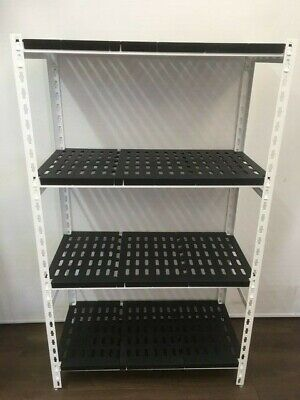 Coolroom Coldroom Powder Coated Post ABS Plastic Shelves 2000H x 300W