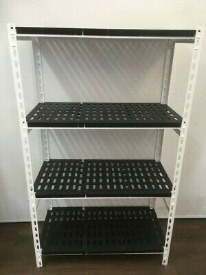 Coolroom Coldroom Powder Coated Post ABS Plastic Shelves 2000H x 450W