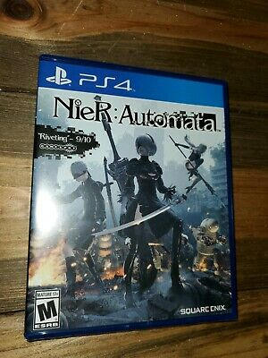 Nier Automata PS4 PlayStation 4 - Brand New