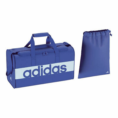 Adidas Linear Small Holdall Ideal For Gym Training Holidays Work Rrp £25