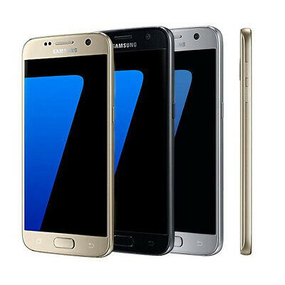 New Factory Unlocked Samsung Galaxy S7 G930F LTE With 4G 32GB Android Phone