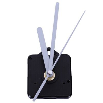 Quartz Wall Clock Movement Diy Clock Mechanism Parts Classic Hanging White M2W6