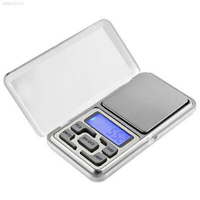 Portable Mini 200gx0.01g Digital Scale Jewelry Electronic Weight Gram LCD Pocket