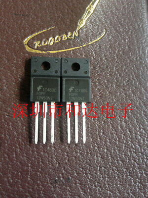 On Semiconductor FDPF 12N50NZ N-Channel MOSFET 11.5 A 500 V Unifet 3-Pin