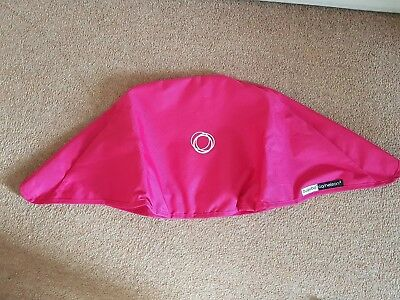 Bugaboo cameleon 1,  2 and 3 hot Pink hood