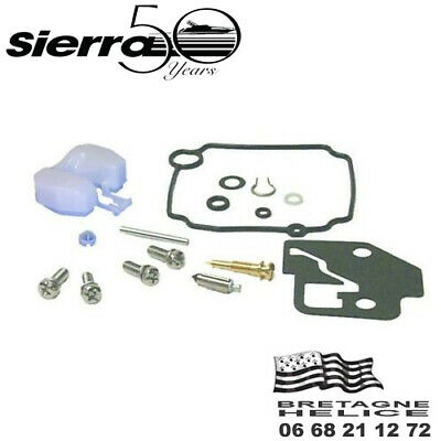 Kit Carbu Sierra 18-7738 Mercury Oem 802706A1