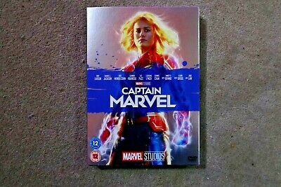 Marvel   Captain Marvel      Brand New Sealed Genuine Uk Dvd