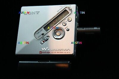 Sony Mz N710 Md  Minidisc With  Microphone, .