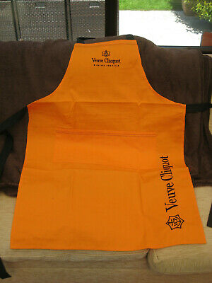 Veuve Clicquot Champagne Apron Tablier Brand New in Bag Nice for Xmas