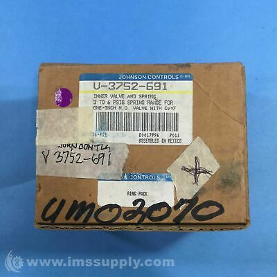 Johnson Controls V-3752-691 Inner Valve and Spring FNOB