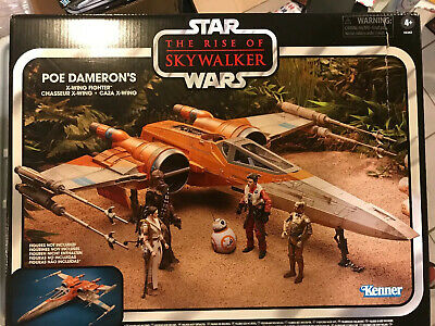 Star Wars The Vintage Collection Poe Dameron's X-Wing Fighter