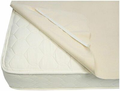 Naturepedic Organic Cotton Fitted Waterproof Crib Pad PC63W-A Comfortable Sleep!