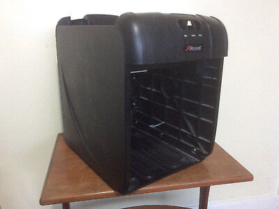 Rexel Auto+ 100 Shredder Plastic Chassis, Black Outer Body Frame