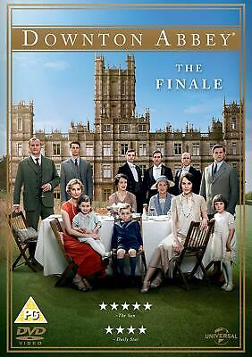 Downton Abbey The Finale (New Sealed DVD)