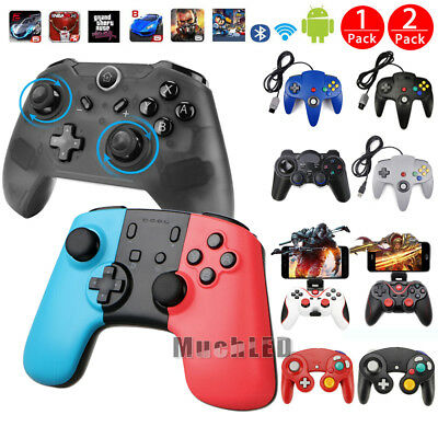 2x 1x Gaming Controller Pad Joystick For Nintendo Switch Console/Nintendo N64
