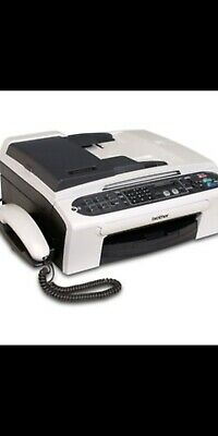 Brother IntelliFAX 2480C Color Ink-jet - Fax / Copier EUC WORKS GREAT