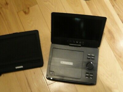 Video And Cd Portable Player