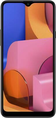 "Samsung Galaxy A20s Black 32 GB 3GB RAM 13+8+5MP Camera 6.5"" Googleplay Store"