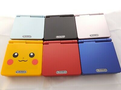 Nintendo GBA SP AGS 001 Console System Game Boy Advance Pick a Color