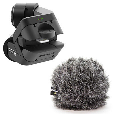 Rode iXY-L Stereo Microphone with FREE Deadkitten