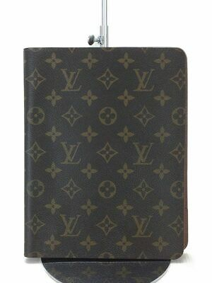 LOUIS VUITTON Monogram Agenda Bureau NM Day Planner Notebook Cover Canvas R20100