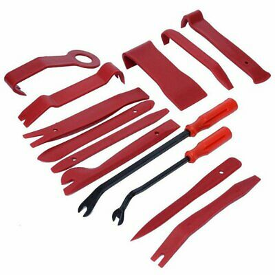 13pcs Car Audio Radio Dash Trim Tür Panel Entfernung Pry Toolkit Guß NKR