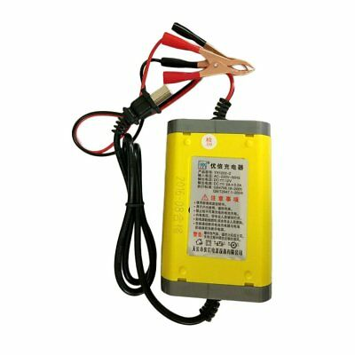 12V 2A Auto Power Bank Motorcycle Battery Charger Automobile Power Supply M