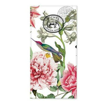 Peony Pocket Tissues by Michel Design Works - pack of 10 printed tissues