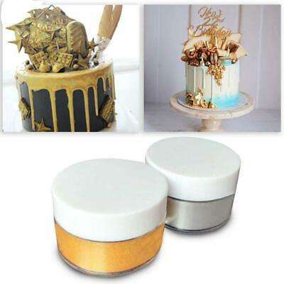 New Lustre Dust Edible Sugarcraft Ingredient Food Cake Colour Powder Tint Decor