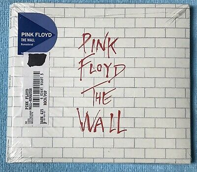 SEALED PINK FLOYD ~ THE WALL (CD, Sep-2011, Parlophone) REMASTERED TOP COPY!