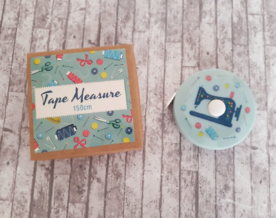 Craft Tape Measure, 150cm, Vintage, Sewing Gift, Gift For Her, Stocking Fillers