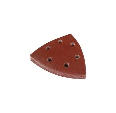 Sanding Triangle 60 Grit Pack of 10  93mm