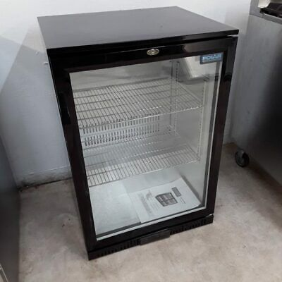 Commercial Bottle Fridge Single Display Bar Chiller Polar GL001