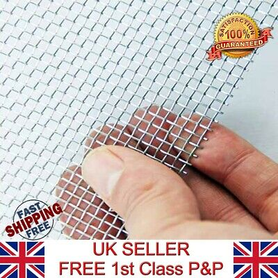 2 pcs 3 Pcs Rodent Proof Stainless Steel Mesh A4 Sheet Air bricks pest control